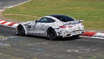 High-performance Mercedes-AMG GT test prototype / Wilco Blok Automotive Photography