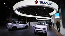Suzuki Ignis 2016 Mondial de l'Automobile