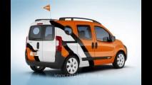 Procurando Nemo: Citroën mostra Nemo Concetto no Salão de Bolonha