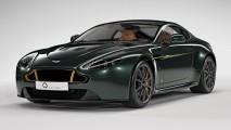Aston Martin V12 Vantage S, Spitfire savaş uçağının 80. yılını kutluyor