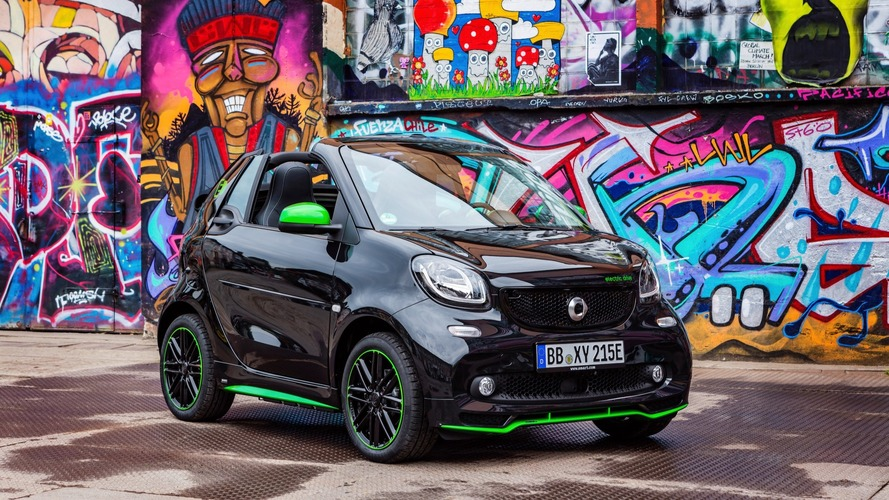 Smart ForTwo Electric Drive, 160 km menzille geliyor