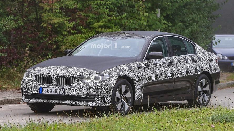 Photos espion - Les nouvelles BMW Série 5 Berline et Touring se dévoilent peu à peu