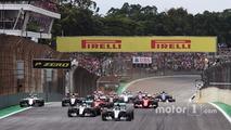 2017 F1 calendar Brazilian GP