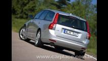 Volvo V50 SportWagon 2008 recebe leve facelift - Preço inicial é de R$ 135.450