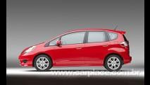 Salão de Nova York 2008: Honda mostra novo FIT com direção no lado esquerdo