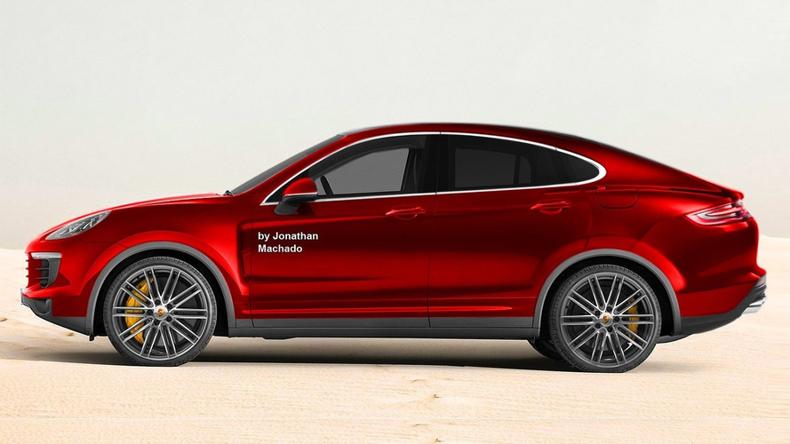 Porsche Cayenne Coupe Rival Of BMW X6 Still Undecided