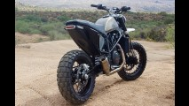 Droog Moto Gives the KTM 690 a Scramble