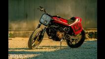 Earle Motors Ducati Monster Tracker