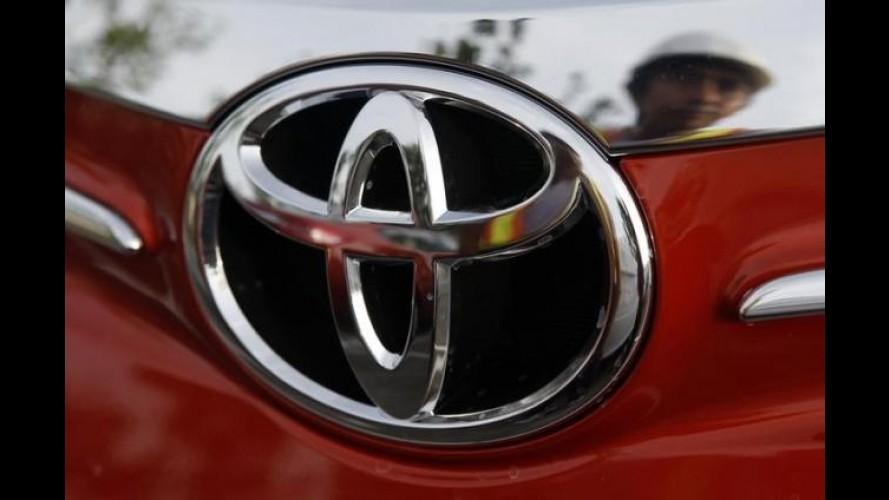 Toyota, Takata Skandalının ardından Yeni Airbag Şişiricilerini Test Ediyor