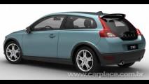 Volvo C30 2.0 com transmissão automática Powershift de 6 marchas é lançado no Brasil