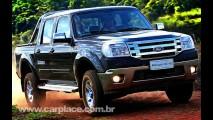 Nova Ford Ranger 2010 será lançada no dia 31/07 sem motor Flex - XLT chega por R$ 89.290