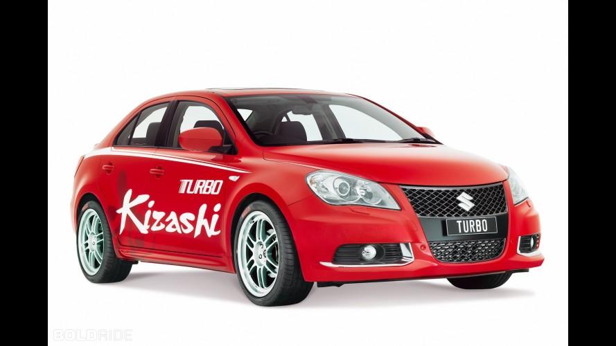 Suzuki Kizashi Turbo Concept