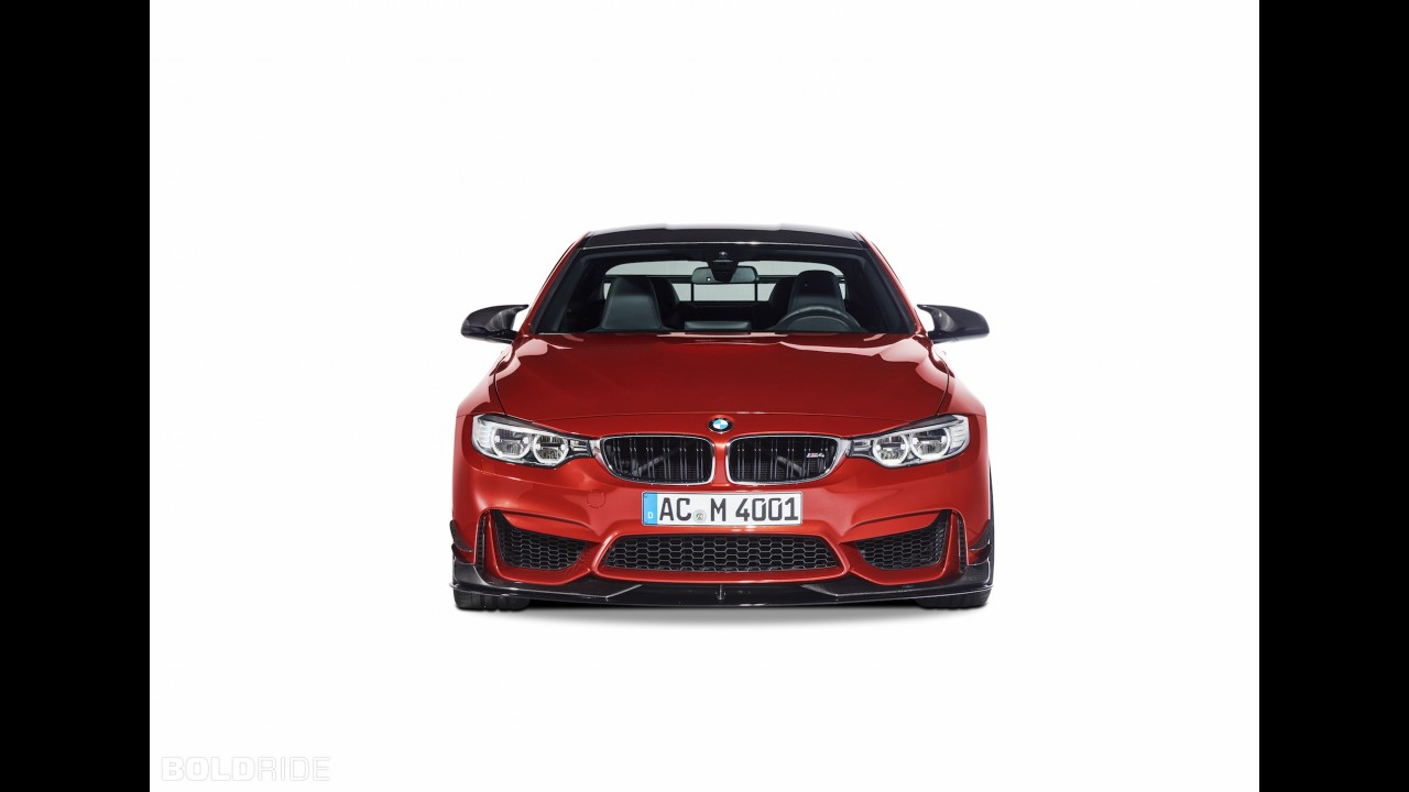 AC Schnitzer M4 Coupe Racing Aerodynamics