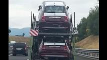 Flagra: Fiat 500 reestilizado aparece em imagens reveladoras