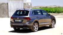 VW Arteon / Tiguan Testing Video