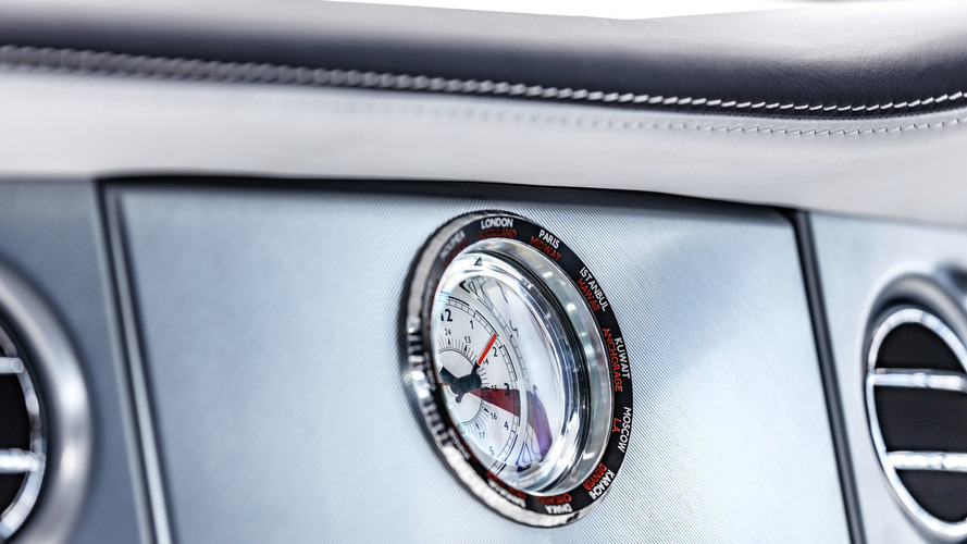 La dernière Rolls-Royce Phantom VII