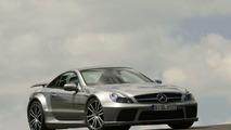 Mercedes-Benz SL65 AMG Black Series