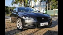 Recall: Jaguar chama de volta quase 700 unidades dos sedãs XF e XJ no Brasil