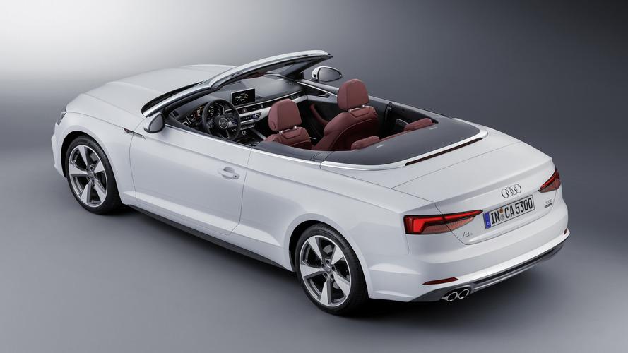 La nouvelle Audi A5 Cabriolet est disponible à la vente !