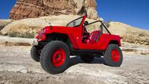 2016 Jeep Shortcut concept