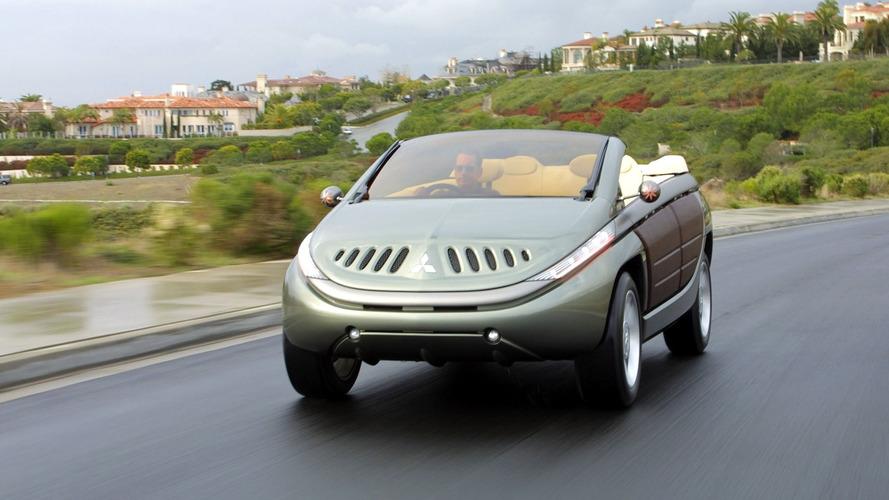 Concept We Forgot: 2001 Mitsubishi S.U.P.