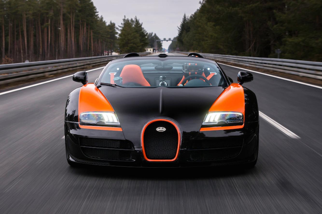 DJ Afrojack Hits 200MPH in a Bugatti Like It's No Big Deal [Video]