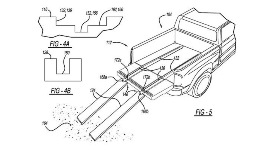 Ram patents an integrated bed ramp system