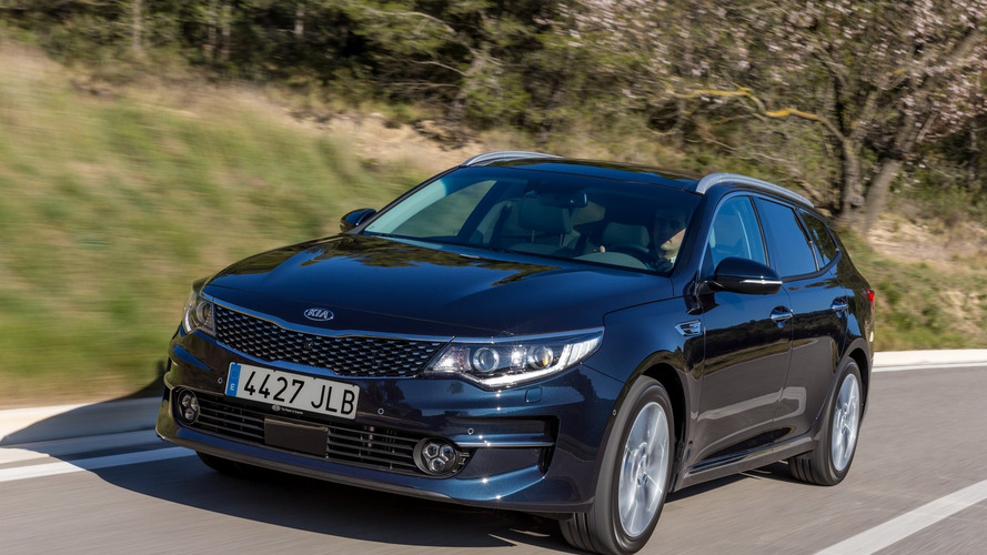 Kia Optima Sportswagon unveiled ahead of Geneva