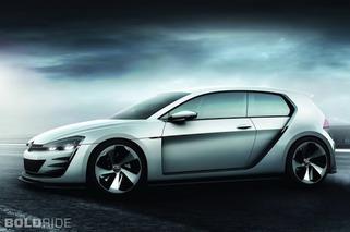 Volkswagen Design Vision GTI Packs Insane 500HP