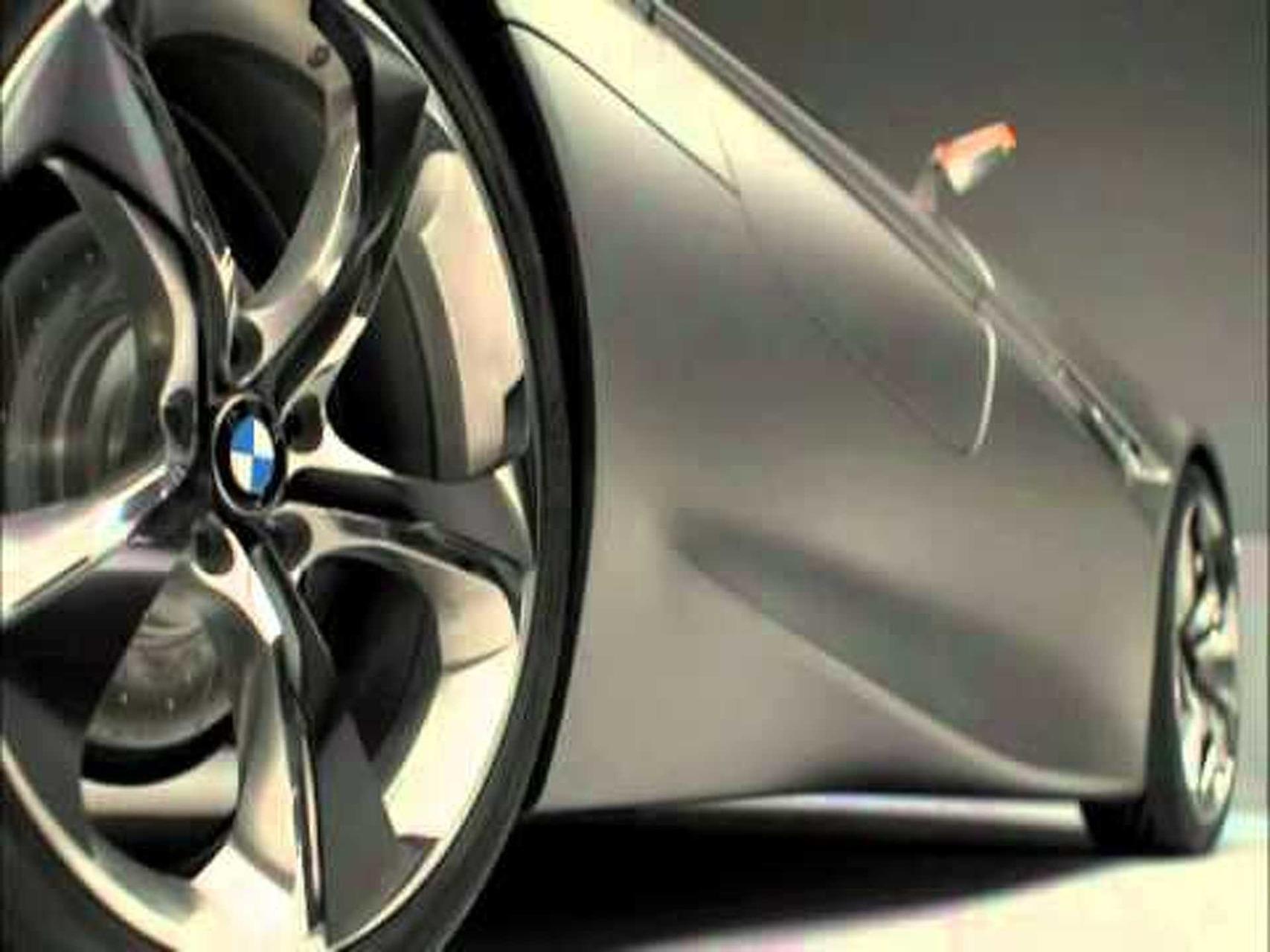 2011 BMW ConnectedDrive Concept Side
