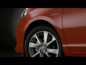 2012 Toyota Prius c B-Roll