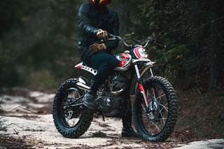 Bryan Fuller's Ducati 250 Scrambler Oozes Simplistic Beauty