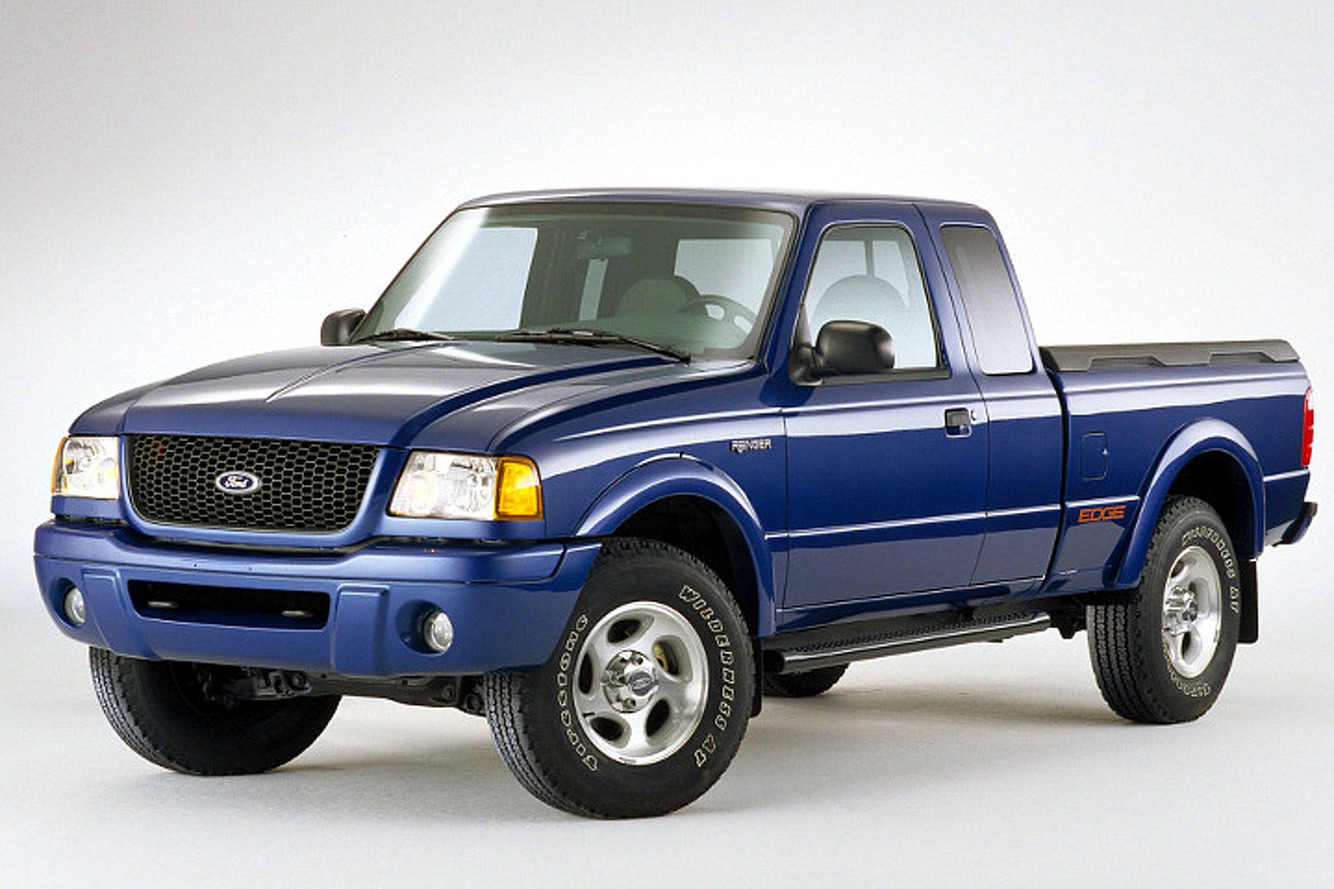 Ford Urges Some Ranger Owners Not To Drive After Takata Deaths