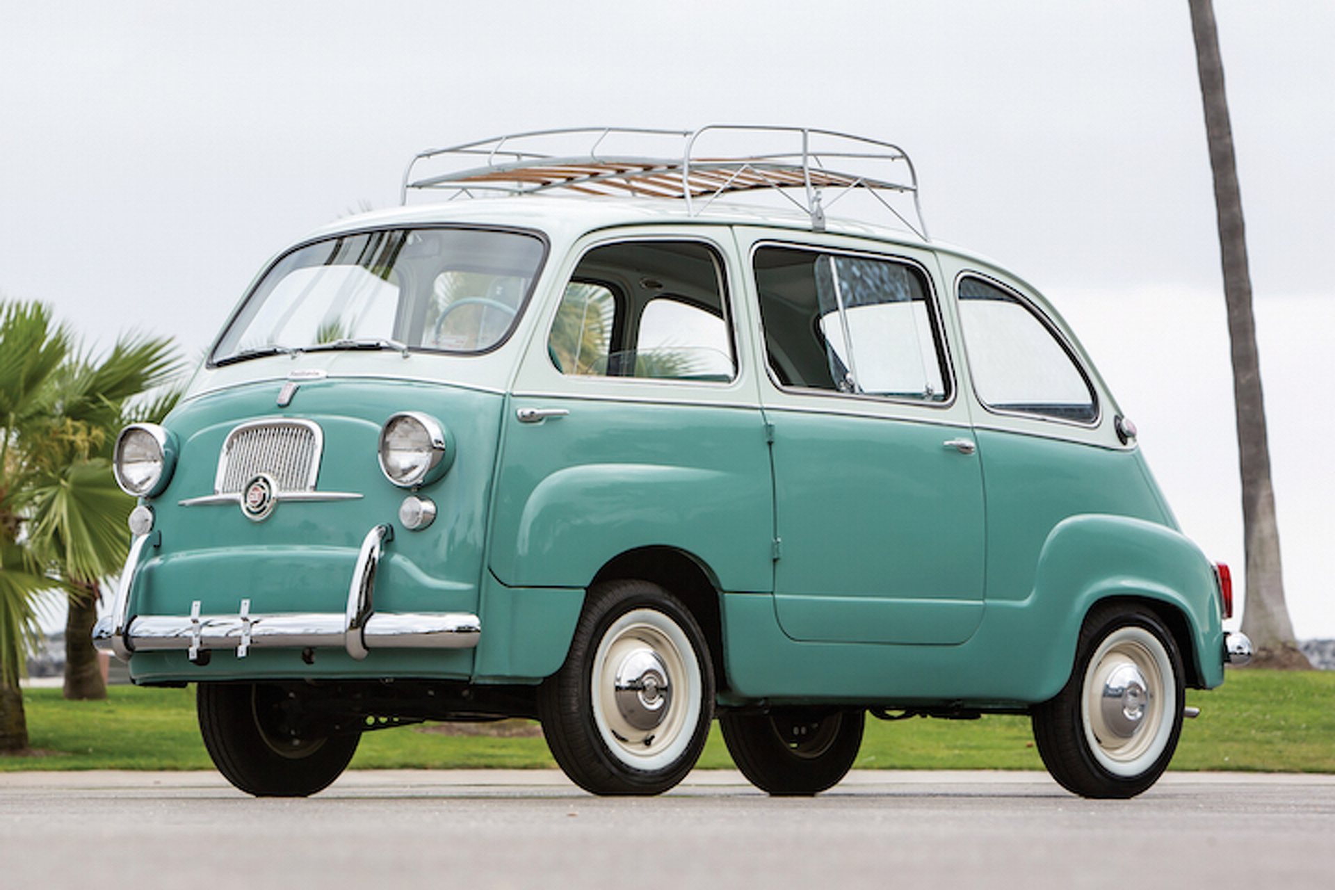 the fiat 600 multipla was the true definition of a minivan weird car of the week. Black Bedroom Furniture Sets. Home Design Ideas