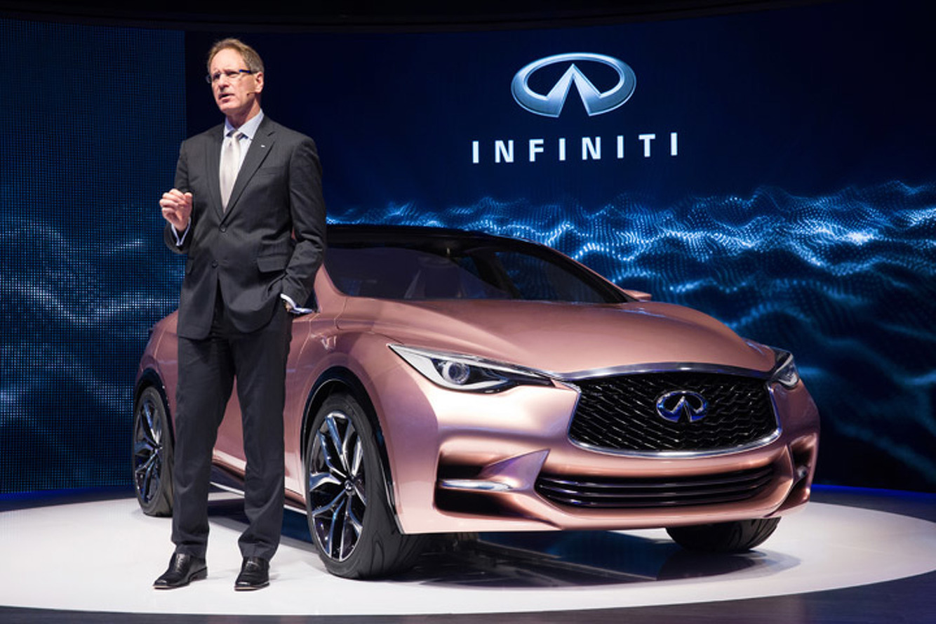 Infiniti Planning 700HP Sedan; Product Onslaught Begins in 2016