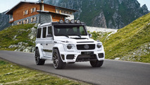 Mercedes-AMG G63 by Mansory