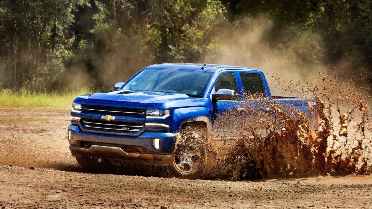 Chevrolet Silverado attack ad