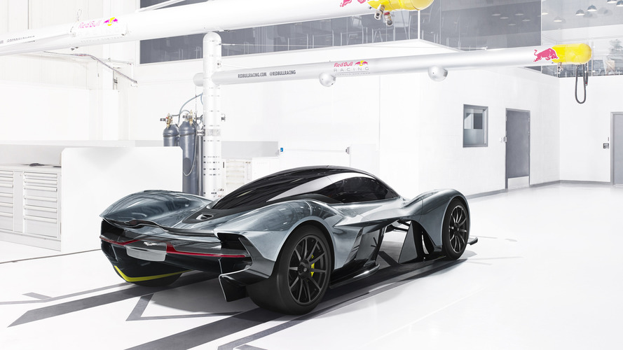 Aston Martin-Red Bull divulge new details about hypercar