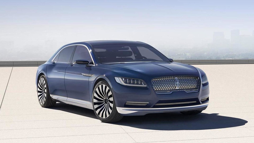 Lincoln could revert back to traditional names following the launch of the Continental