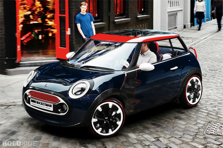 La Mini électrique produite en Angleterre ?