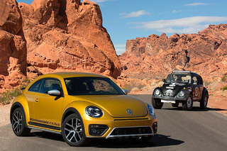 Volkswagen Goes Baja with 2016 Beetle Dune