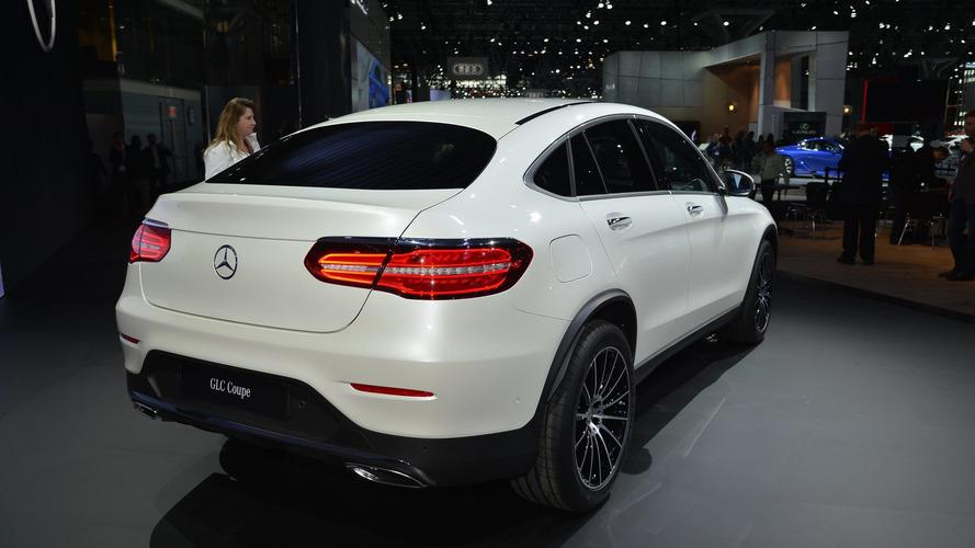 2017 Mercedes-Benz GLC Coupe