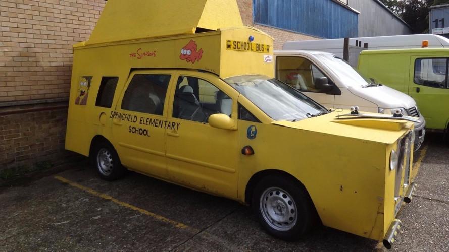 Le bus des Simpson (ou presque) est à vendre