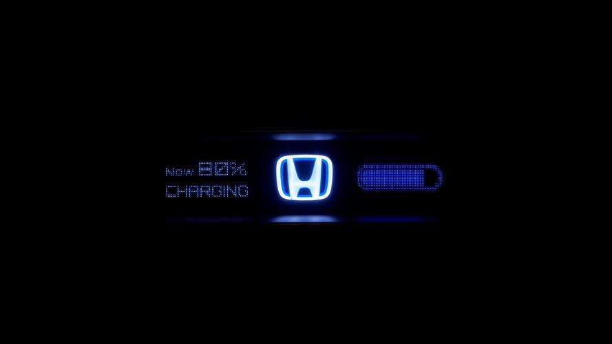 Honda Urban EV Concept Teaser Announces European Electric Plans