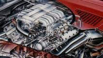 Chevrolet Corvette Indy Concept by David Kimble