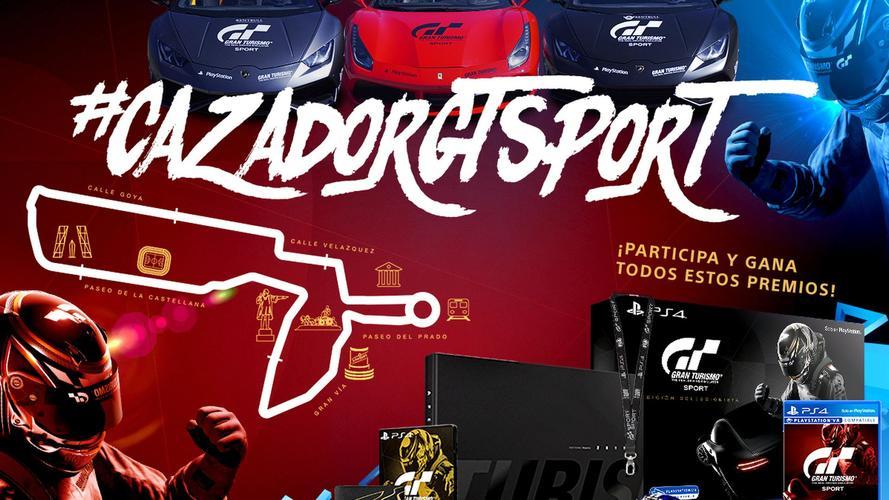 El reto del videojuego Gran Turismo Sport a sus fans... ¡por Madrid!