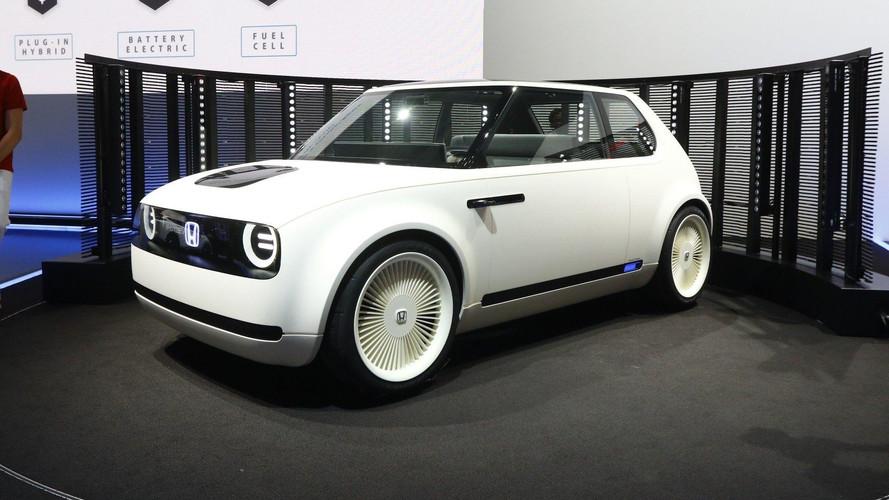 Honda Urban EV Concept Is A Charming Personal City Car