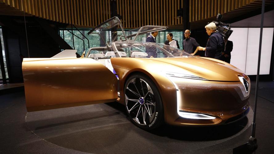 Le concept Renault Symbioz en images au Salon de Francfort