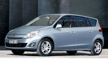 New Renault Scenic Artist Rendering