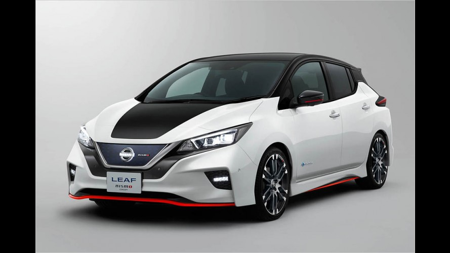 Nissan Leaf Nismo: Sport-Stromer